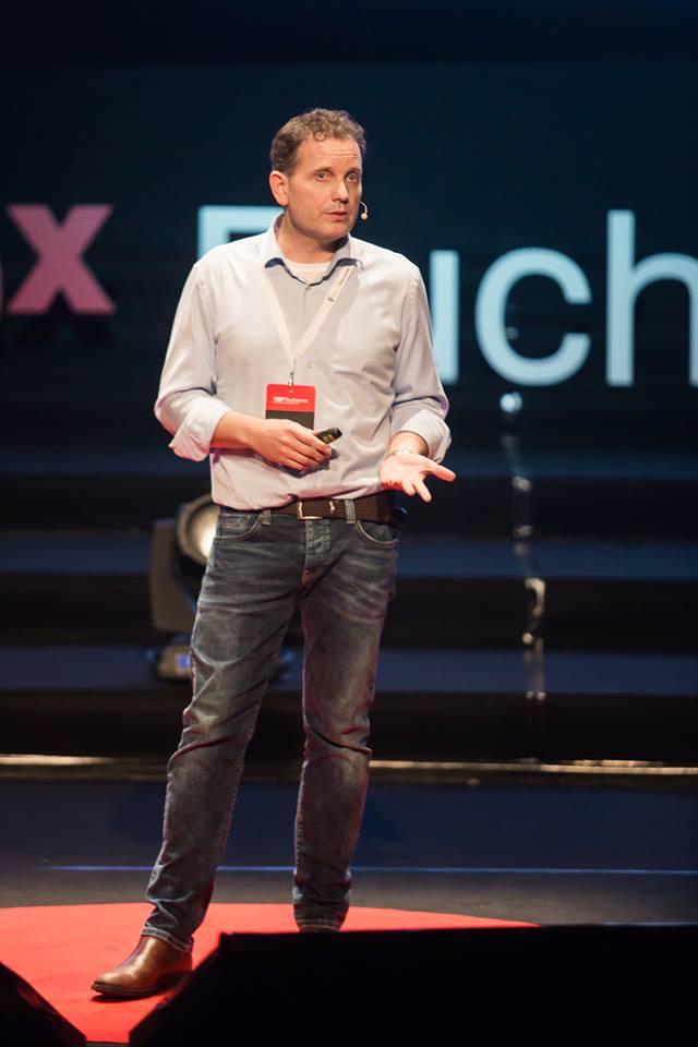 Keynote Speaker Patrick Kramer